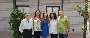 ביקור חשוב של חברת הכנסת לאה פדידה